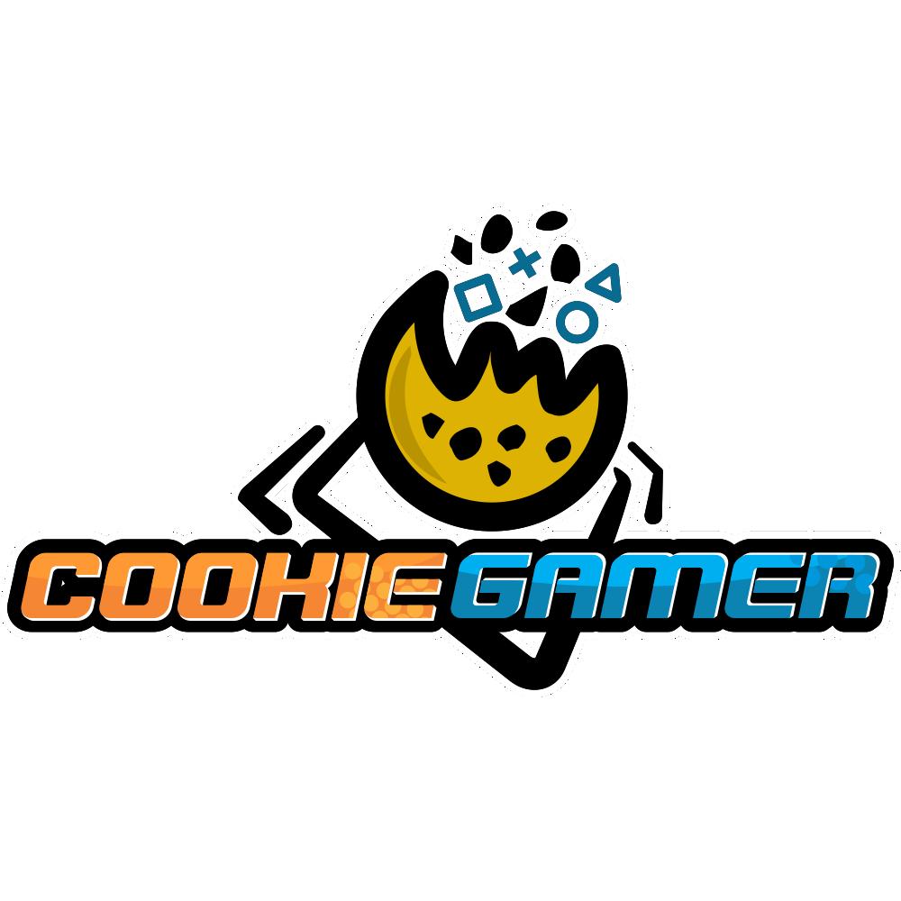 Cookie Gamer T-shirt design