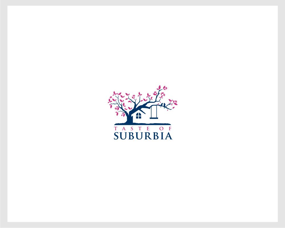Create a logo for Taste of Suburbia