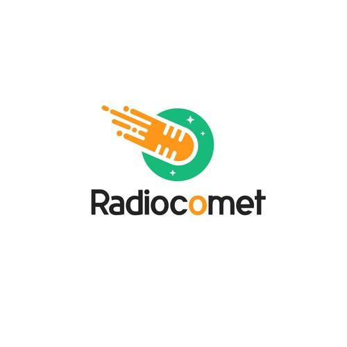 RADIOCOMET LOGO