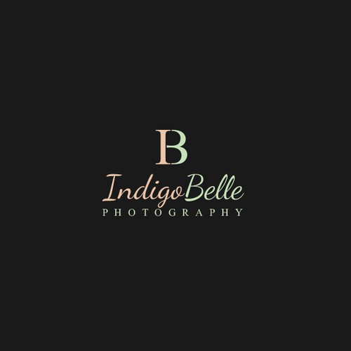 Create a classy,modern,timeless, simple, unique, eye catching logo for Indigo Belle Photography