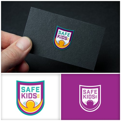 A logo for Safe Kids Company