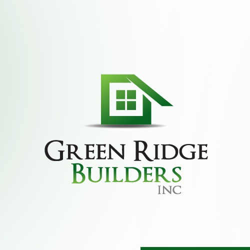 Green ridge builders logotype
