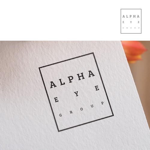 Alpha eye group