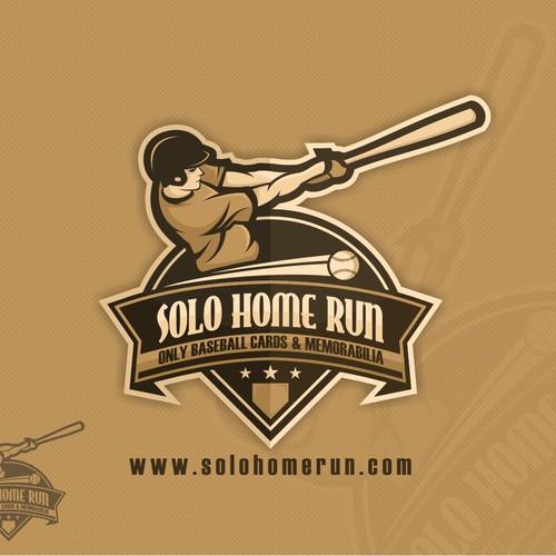 SOLO HOME RUN needs a new logo