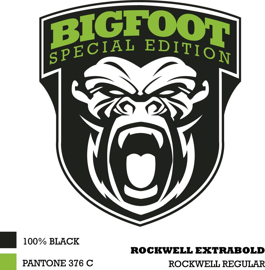 Bigfoot Special Edition Jeep Logo