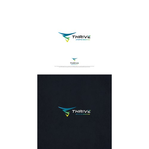logo for Thrive Sports Medicine