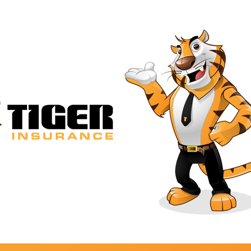 Logo and illustration character