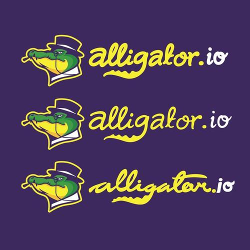 Wining Design for Alligator.io