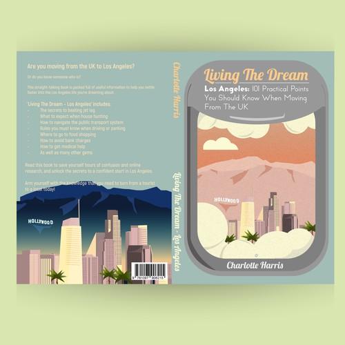Modern book cover