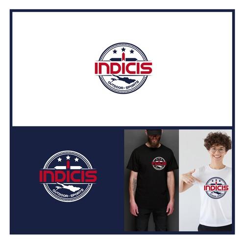 Logodesign für Outdoor und Sportmarke