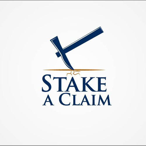 Logo proposal for Stake a Claim
