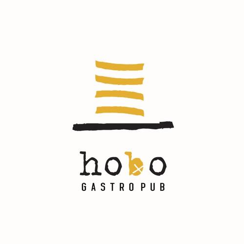 hobo gastro logo