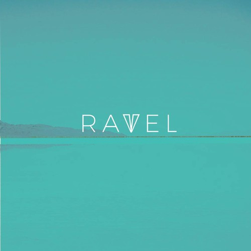 Ravel logo design concept.