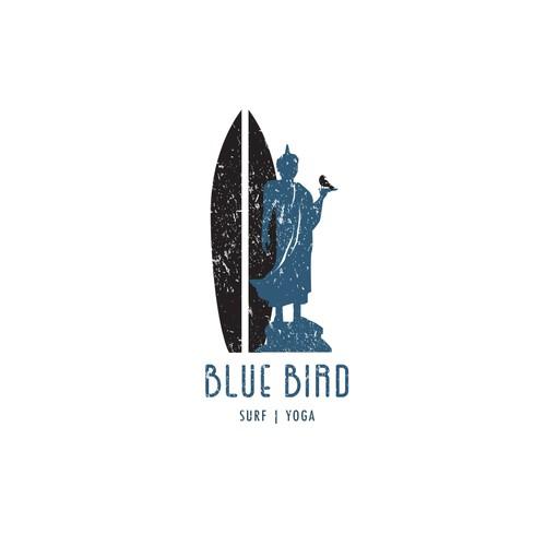 Buddha surf