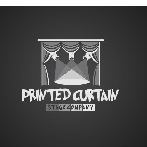 design logo for entertainment and arts performance