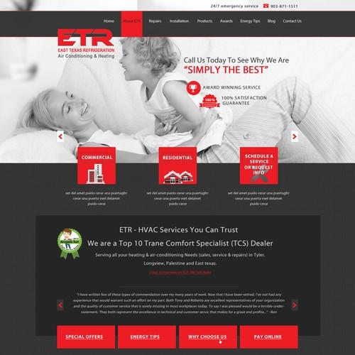 Design an Emotional Creative Makeover of Current Website