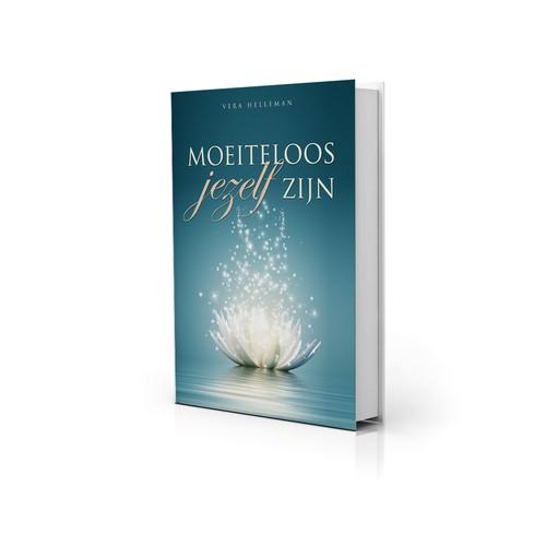 Ontwerp een boekomslag voor bestseller ;-) Moeiteloos jeZelf zijn
