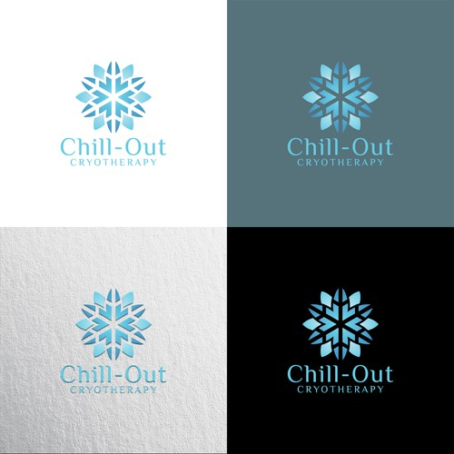 Chill-Out Cryotherapy Logo