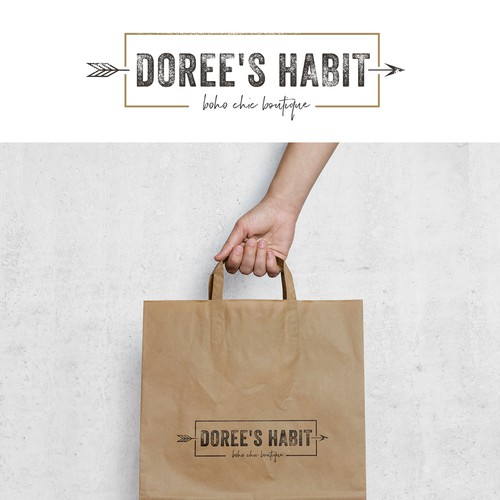 Doree's Habit Logo