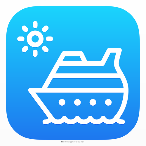 App Icon for CruisePicker