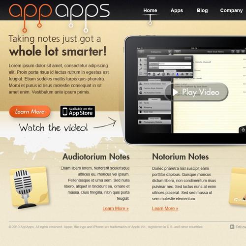 AppApps Website