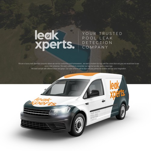 Leak Xperts logo
