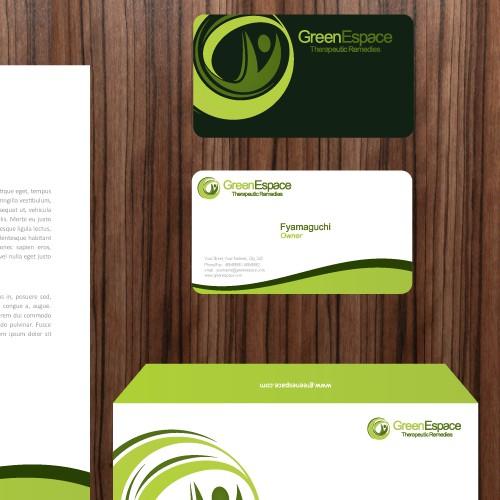 logo for Green Espace