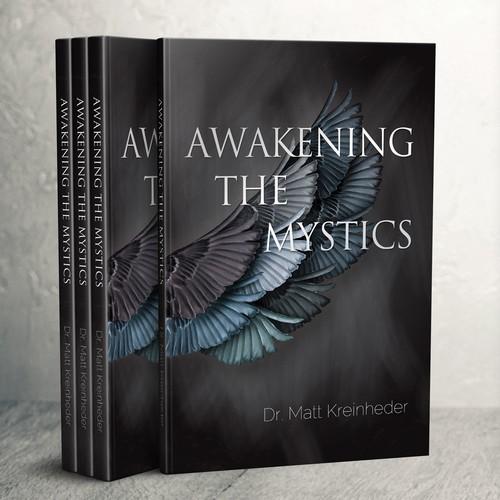 Book on Spiritual Awakening needs transcendent cover