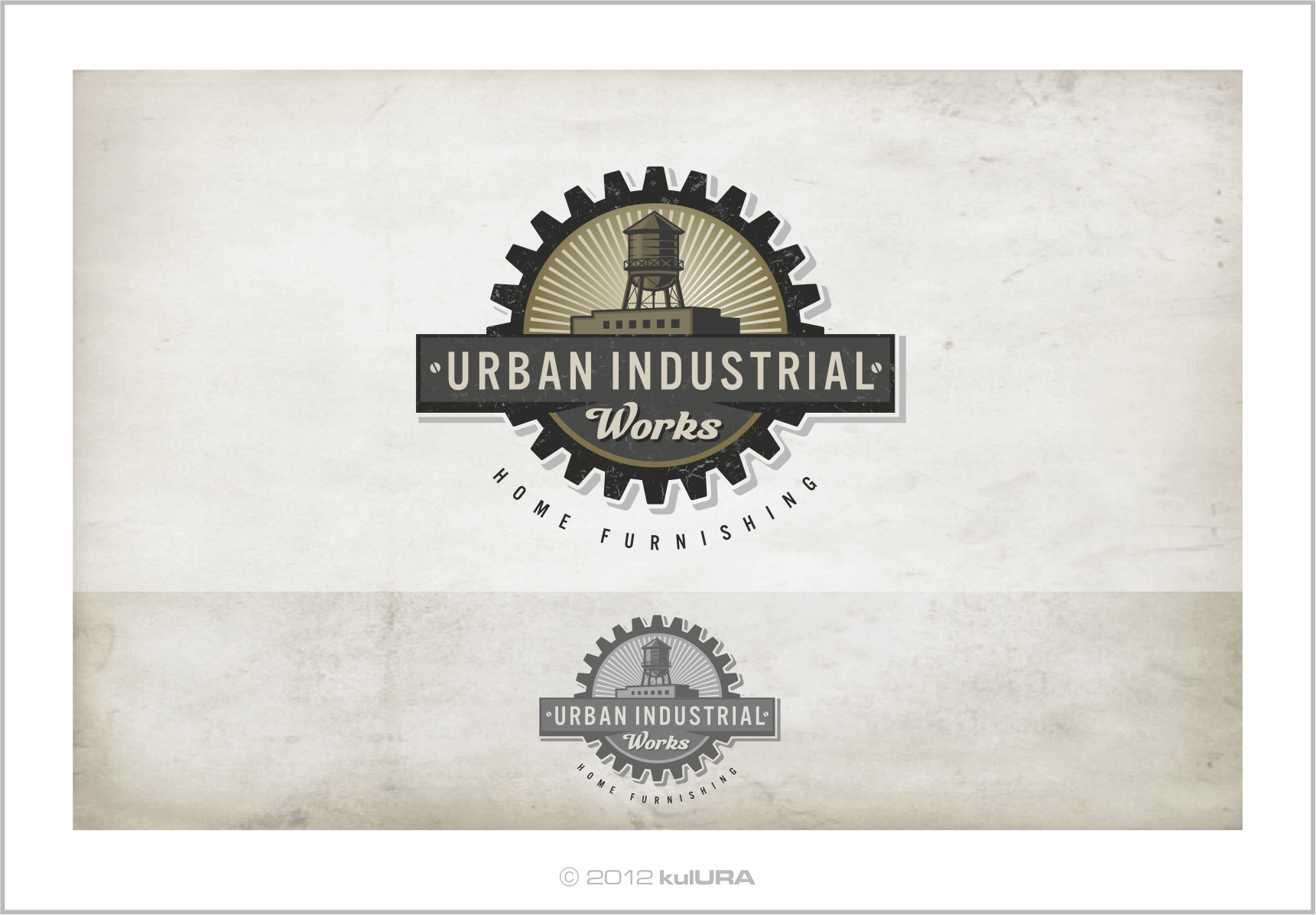 logo for Urban Industrial Works