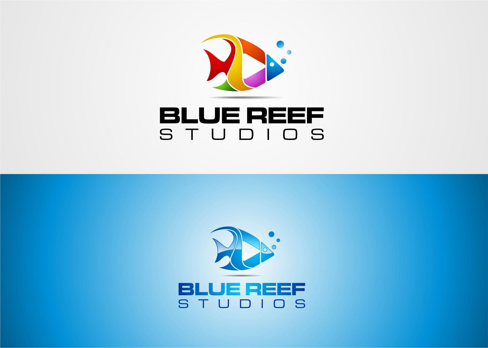 Blue Reef Studios needs a new logo