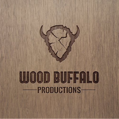 Wood Buffalo Productions logo