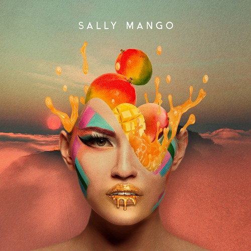 Album Cover Sally Mango