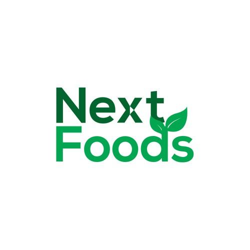 Logo Concept For NEXT FOODS