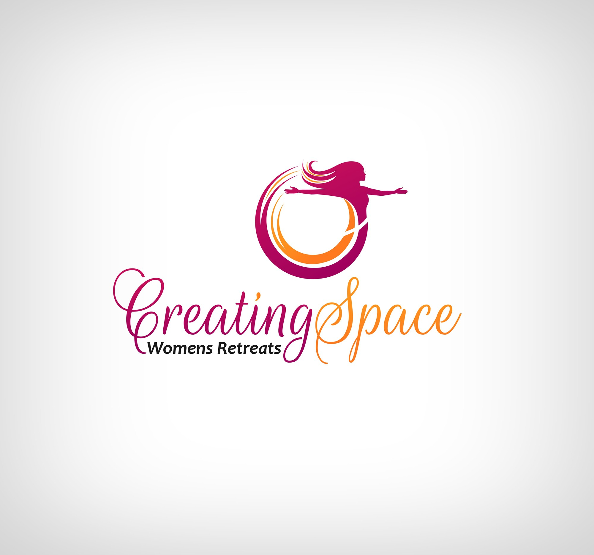 Creating Space Womens Retreats needs a new logo