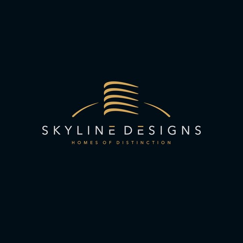 «Skyline Designs» logo