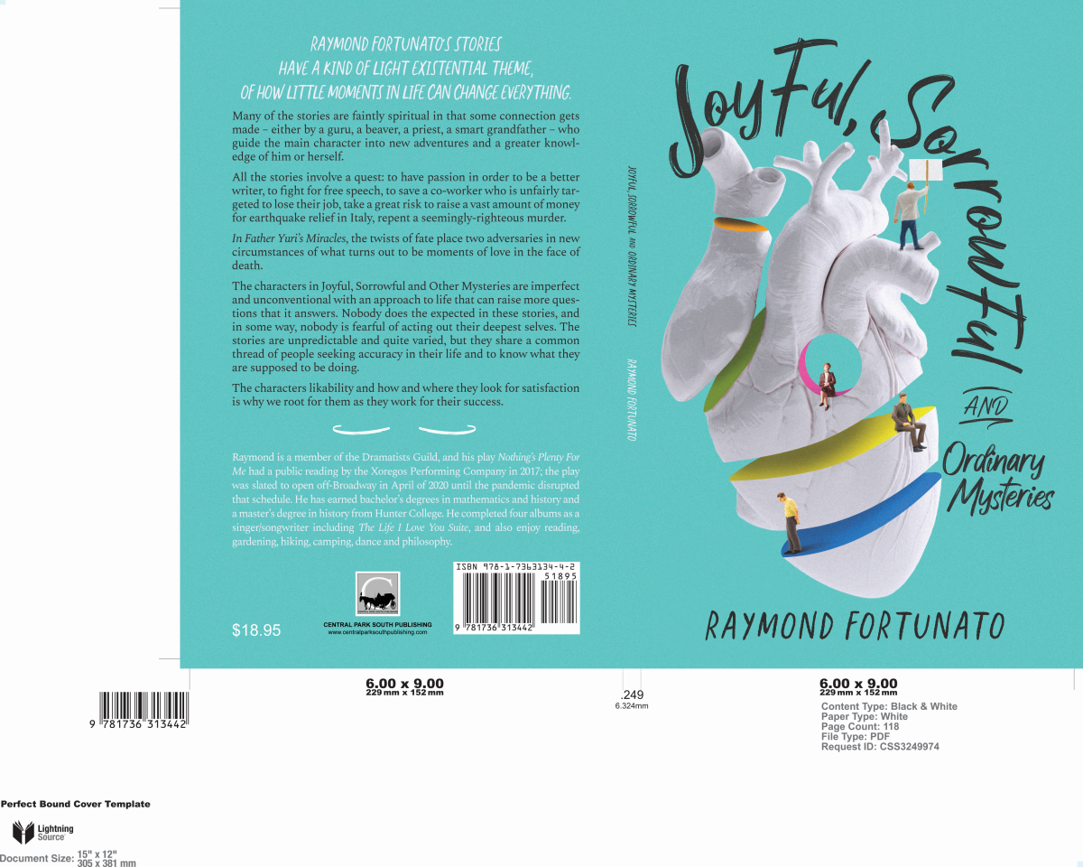Book Cover Design for Independent Publisher