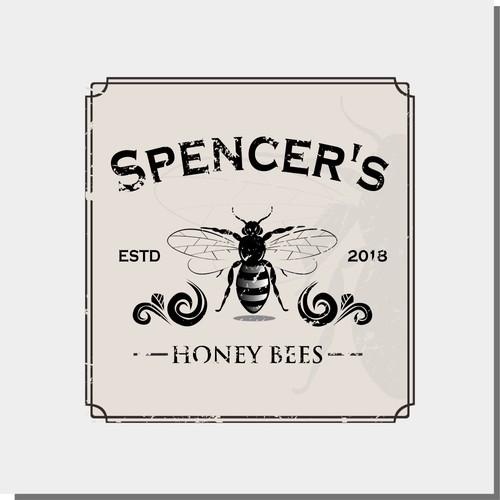 Spencer's Honey Bees