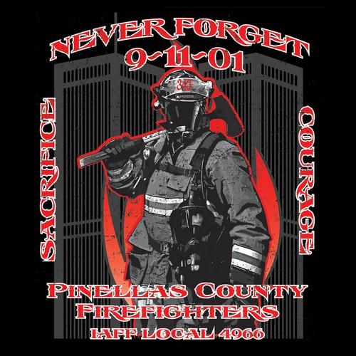 911 Memorial T shirt