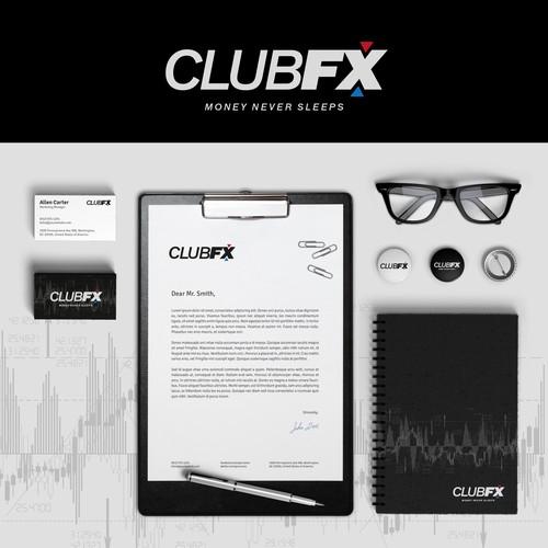 ClubFX logo