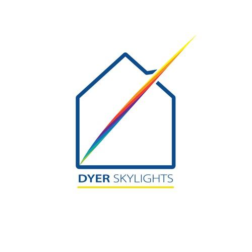 Logo for a Skylight company in Oregon