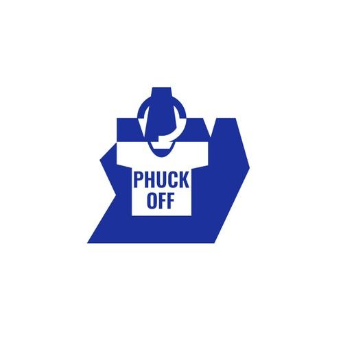phuck off