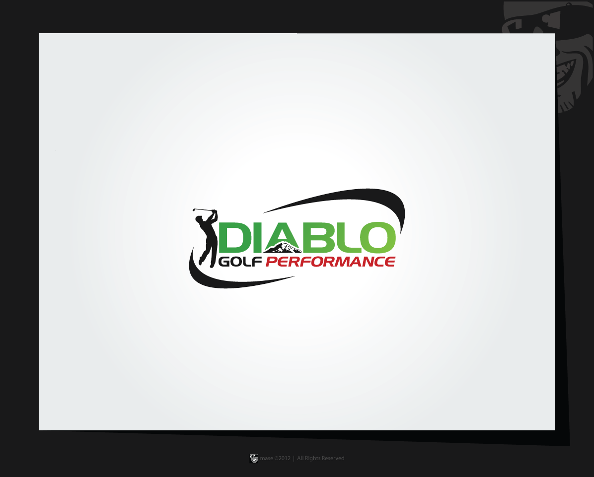 New logo wanted for Diablo Golf Performance