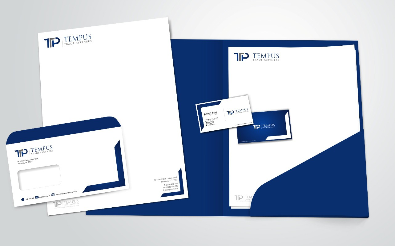 New logo wanted for Tempus Trade Partners