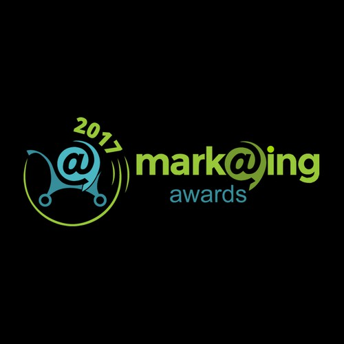 Web marketing award logo/badge