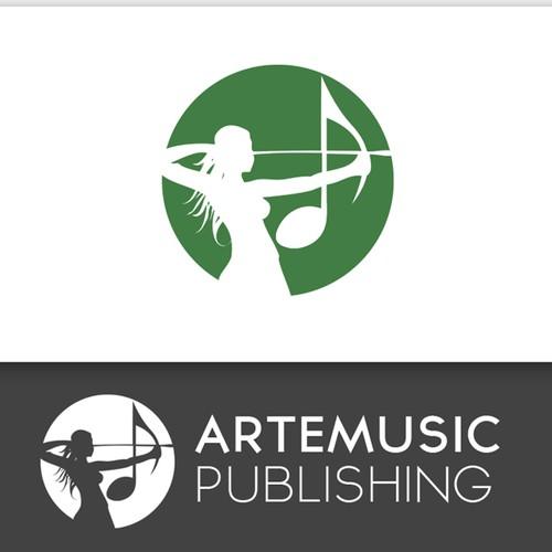 logo for Artemusic Publishing
