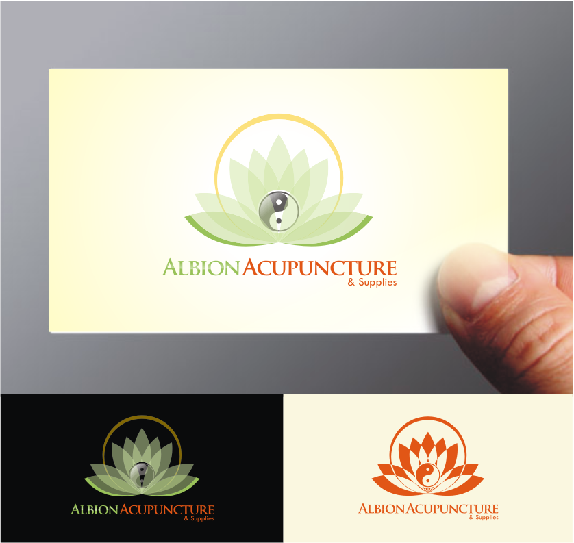 Albion Acupuncture & Supplies needs a new logo