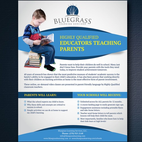 Educational flyer