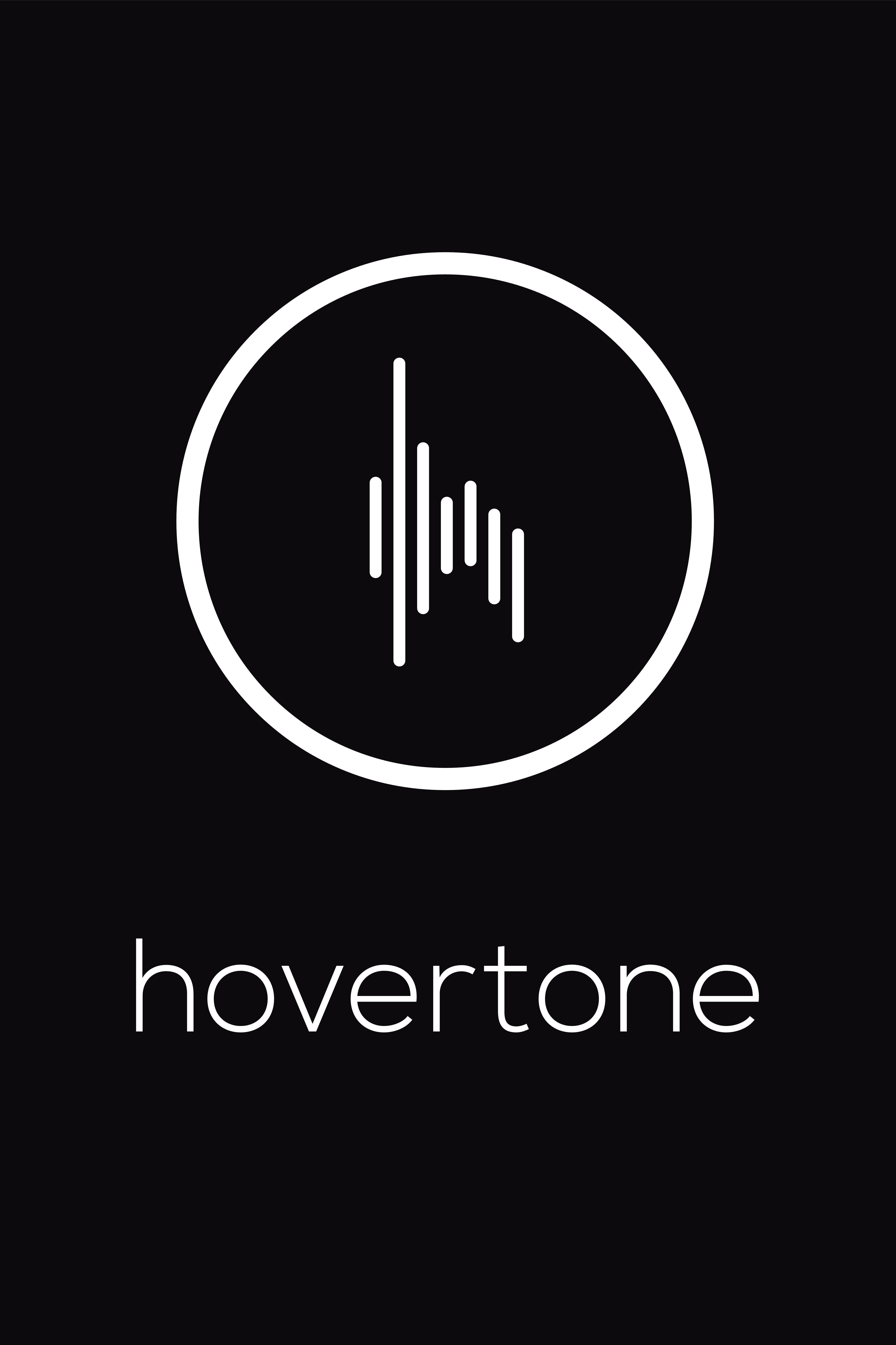 Create a logo for Hovertone (creative technology startup)