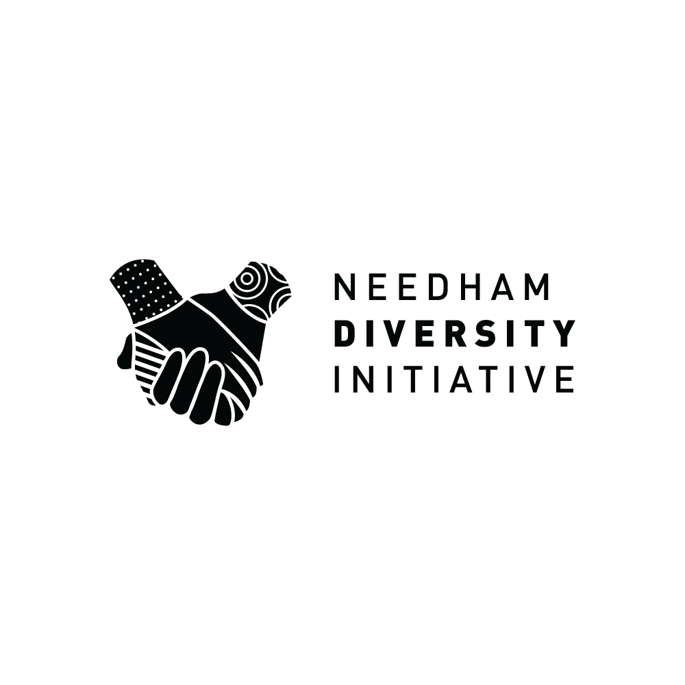 Educate, activate, inspire: logo for a community organization dedicated to diversity and inclusion.