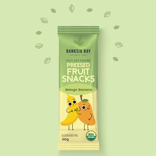 Kids Fruit Snacks